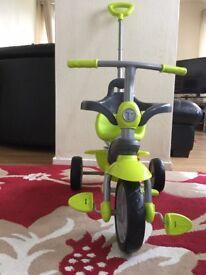 Smart kids bike