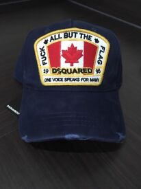 Dsquared2 Caps Limited Edition