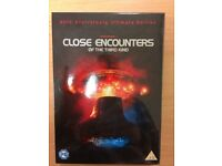 CLOSE ENCOUNTERS OF THE THIRD KIND 30th anniversary Ultimate Edition 3 DVDs