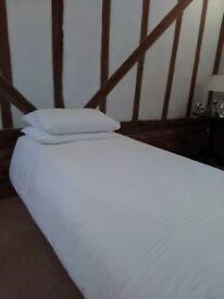 Single Divan Bed - UNUSED