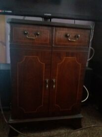Mahogany units for quick sale