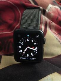 Apple Watch Sport 42mm space grey (Series 1)