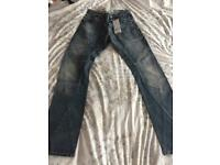 Men's bench jeans