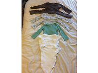 Bundle 1-2 years Good Condition Brands inc. Nike Next Little Rebel Baby Gap Timberland Blue Zoo ect.