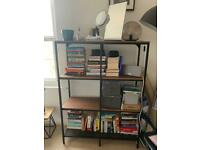 Ikea industrial shelving unit like new