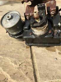 Fuel pump & accumulator for MK 2 Golf 16V GTI