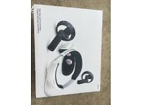 Dell vrp100 virtual reality headset and controllers as new used once