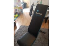 Work out bench Bench with Footrest