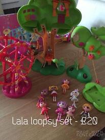 Lalaloopsy, kids toys assortment