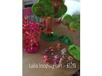 Lalaloopsy, kids toys assortment