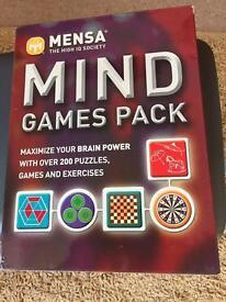 Mensa Mind Games