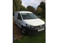 @@@ volkswagen caddy van panel , with low miles ! @@@