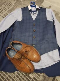 First communion suit