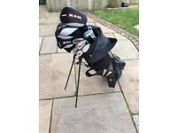 RAM Adult Golf Club Set with Bag