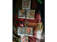 Ds lite 6 games+any game you want