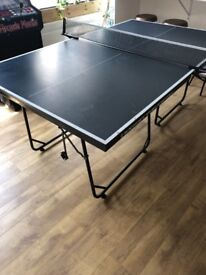 Damaged junior table tennis table for sale