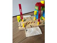 Big Jigs Signal Box for wooden train set