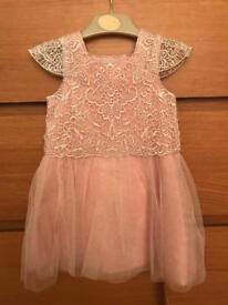 Baby girl dress 3-6 months new with tags