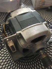 3 phase induction washing machine motor/looks in great condition