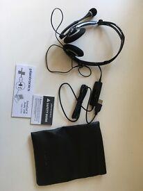 Plantronics audio gamecom usb headset