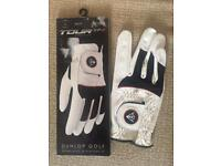 Golf glove New size large right hand