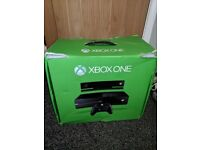 Xbox One Console w/ Kinect 2.0 and Controller and 2 Games