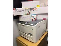 oki c610 printer