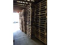 Wooden pallets - good condition £4