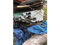 Roof Cladding Purlins
