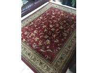 Large Red Rug for sale