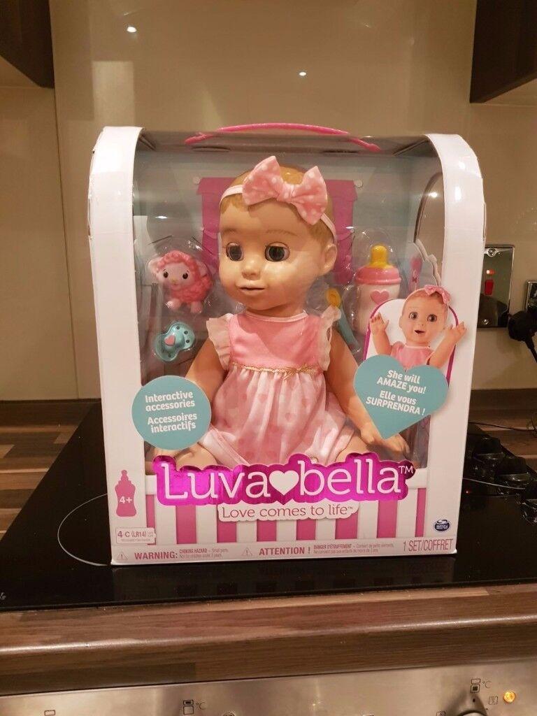 Luvabella brand new in box ---£110