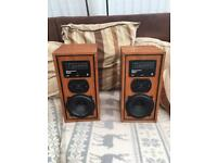 B&W DM5 VINTAGE SPEAKERS