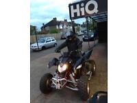 Road legal quad bike 450 Rlx sport near immaculate condition