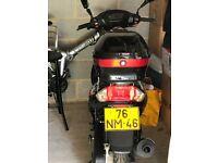 50 cc LONGJIA Scooter 2013