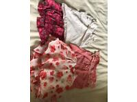 Bundle of girls clothes aged 4