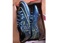"Football Boots - Nike / Brand New / UK size 6 (Have name ""Jack"" personalised on them)"