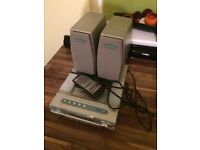 Aiwa sound system Stereo Good working order Needs cleaning