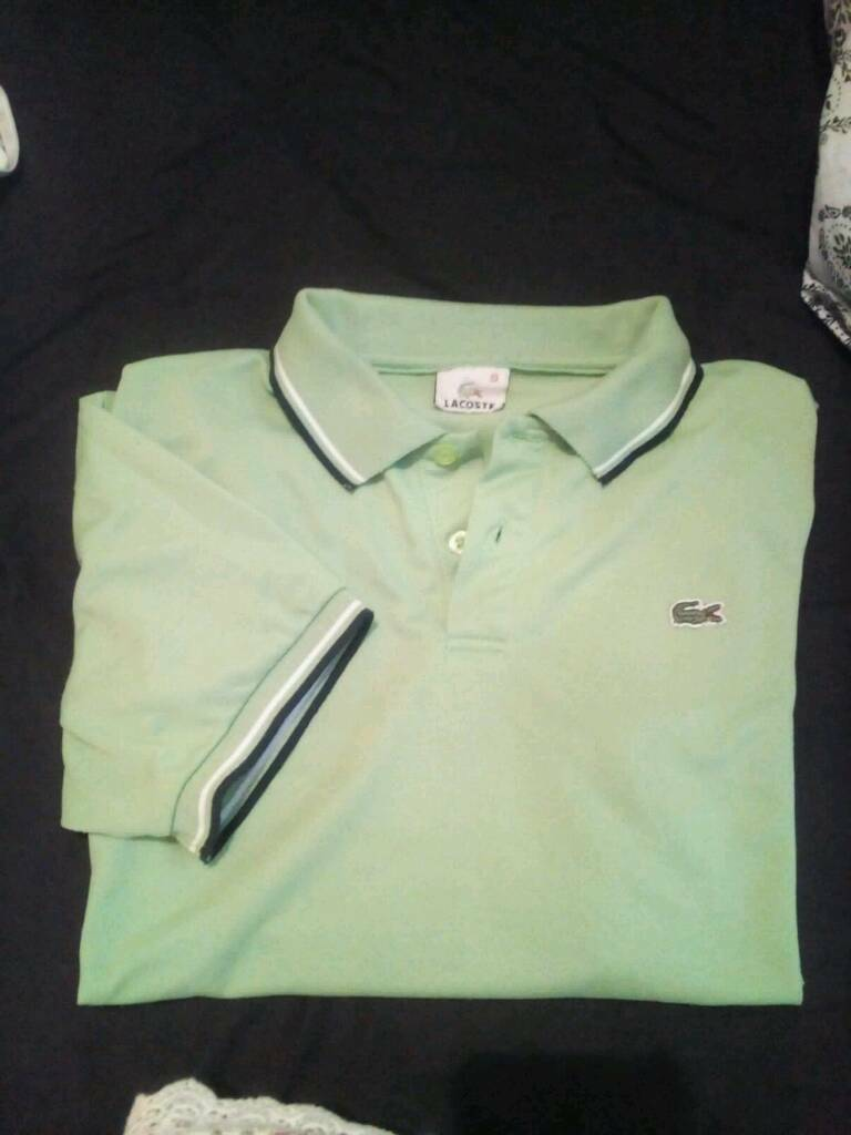 3dd534e5b How To Spot Fake Lacoste Polo Shirt