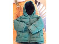 M&S childs coat aged 3-4 years