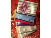 Collection of notepads