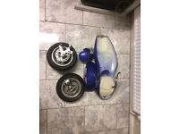 CHEAP LOT OF MINI RACING MOTORBIKE MOTORCYCLE PARTS ACCESORIES !!