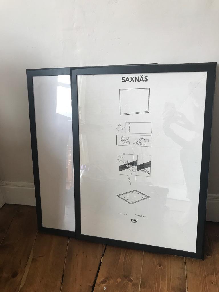 Ikea Saxnas poster frames x2 | in Southside, Glasgow | Gumtree