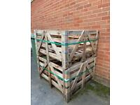 Crates x 2 (good for compost?) £10 each