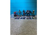 Disney Infinity 2.0 Marvel superheros character bundle and playset