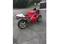 Ducati 916 BP 1997