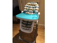 Mamas and papas high chair, used but in very good condition £ 40