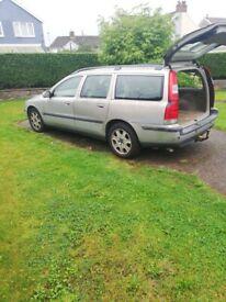 Volvo, V70, Estate, 2000, Manual, 2435 (cc), 5 doors
