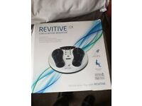 revitiv cx circulation booster new never used readvertised (timewaster)