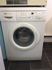Bosch classix 1200 express washing machine