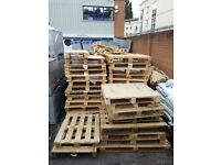 Wooden Pallets - Free